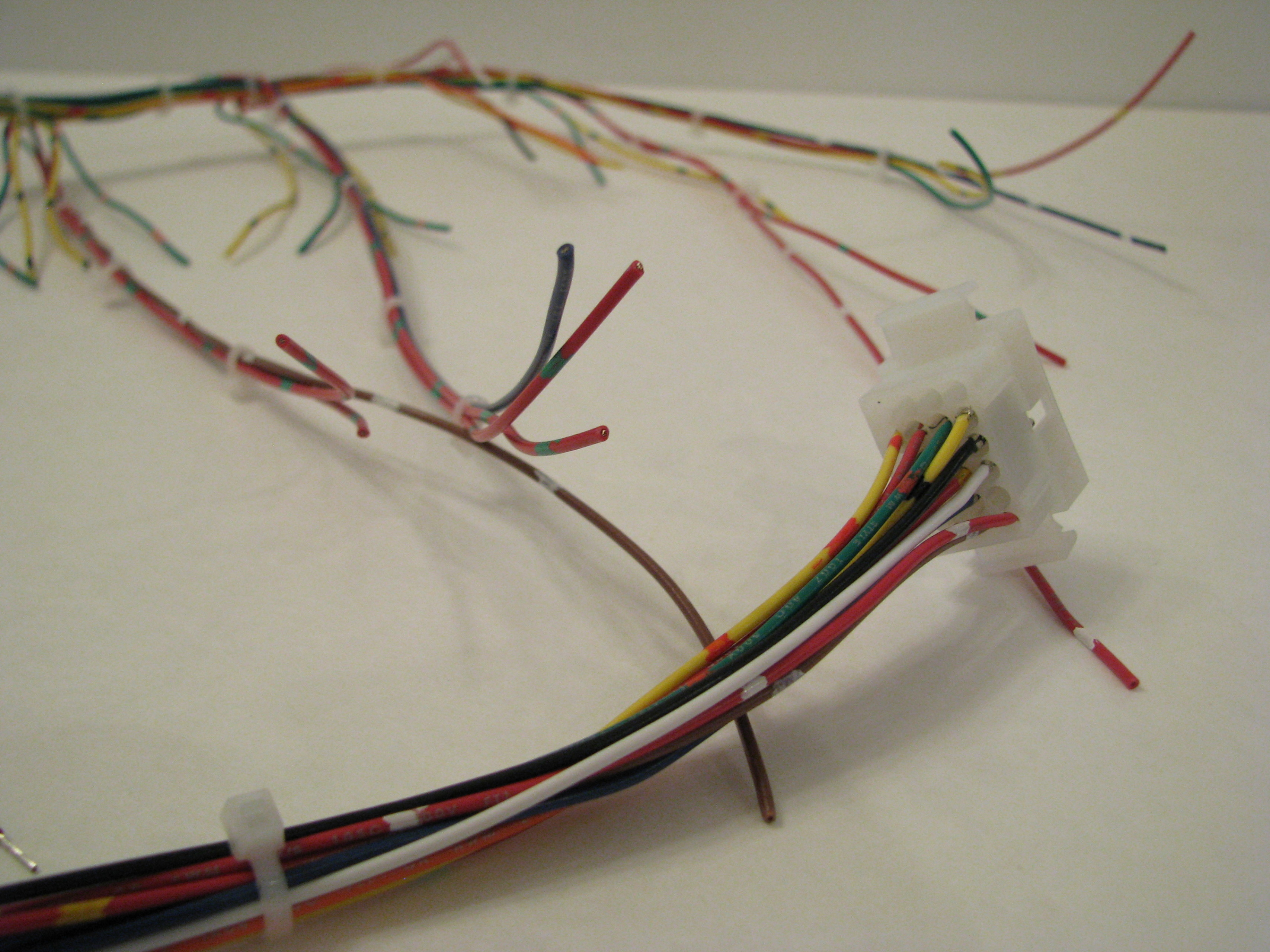 Door Wiring Harness Diagrams Commercial Coin Solid State 09 Lucerne